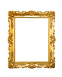 Ornate picture frame - 45423282