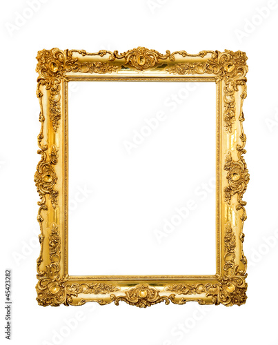 canvas print picture Ornate picture frame