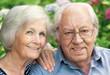 Glückliches Seniorenpaar 2