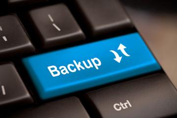 Backup Computer Key