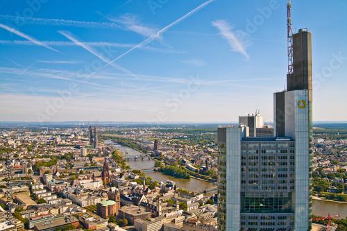 Aluminium Poort Frankfurt am Main