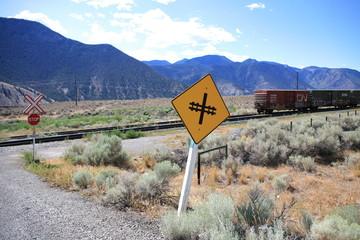 Intersection voie ferrée
