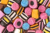 Liquorice sweets - 45431813