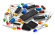 Electronic components - 45433423