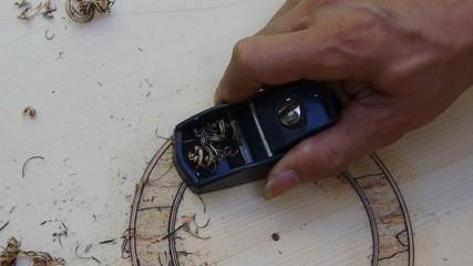 Making Rosette Guitar