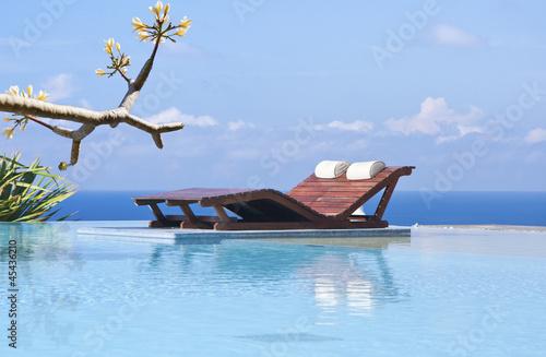 piscine tropicale