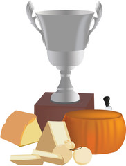 awards for cheese