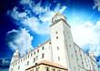 Bratislava Castle on the Hill
