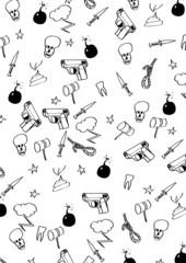 Symboles de violence