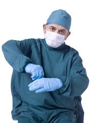 surgeon doctor