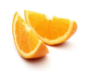 Two Orange slice
