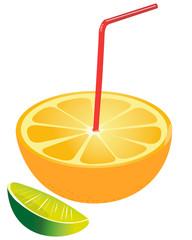 Orange VItamine
