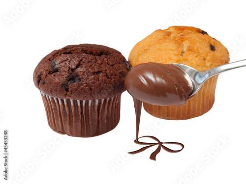 chocholate muffins