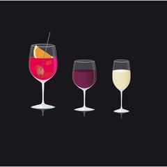 alcolici e bibite