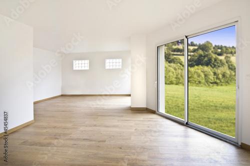 Interieur de maison moderne de delphotostock photo libre for Voir interieur maison moderne