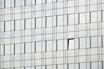 Skandia Gebäude an der Spree