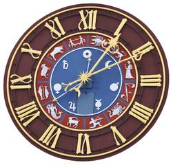 Zodiacal clock