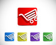sale icons, shopping icons web design
