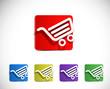 sale icons, shopping icons web design