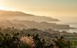 California coast south of Palos Verdes, Los Angeles