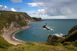 St Oswalds Bay at Durdle Door