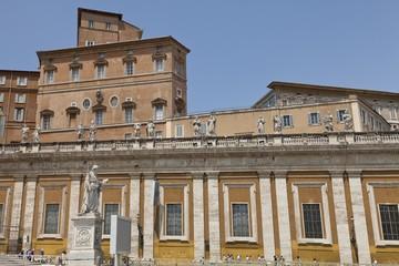 Residencia del Papa en el Vaticano