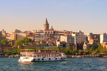Istanbul, Golden Horn, Türkei