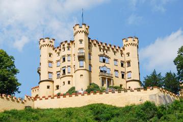 Hohenschwangau Castle, Bavaria - Germany