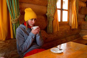 Apres ski, winter holiday