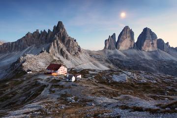 Tre Cime di Lavaredo - Dolomite Alps - Italy Europe