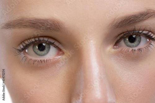 Eyes close up beauty