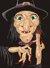 terrible old witch