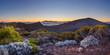 Aube au Piton de la Fournaise - Réunion