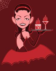 Horror Diner:Devil Girl
