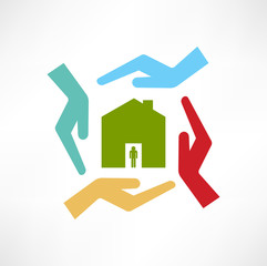 The concept of safe houses