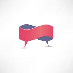 Dialogue Speech bubble