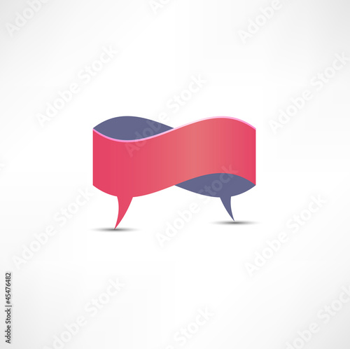 Dialogue Speech bubble