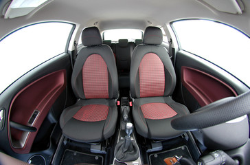 front car seat