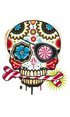 Sugar Skull Pirat