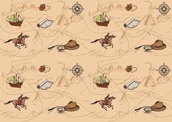 pattern adventure