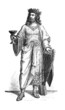 Medieval King - 6th century