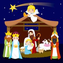 Szopka Boże Narodzenie
