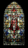Rennes, stained glass