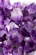 Amethyst background - 45490828