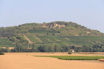 Village Alsacien sur la route du vin.