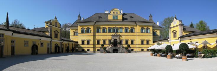 Hellbrunn summer palace. Salzburg, Austria
