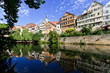 Tübingen am Neckar, Germany, typical view