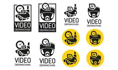 24h Video Überwachung