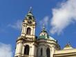 St.-Nikolaus-Kirche in der Kleinseite von Prag