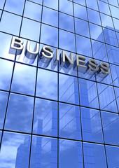 Big Blue Business Concept 5